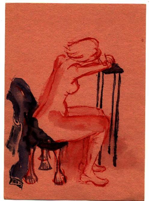 Nud, 1992
