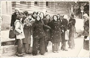 Iarna '77-'78, anul I, Filo, Iaşi