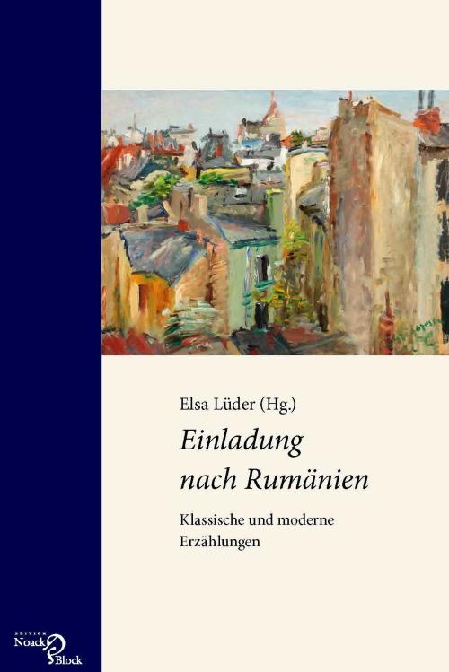 Cover_Einladung nach Rumänien_Erzählungen.